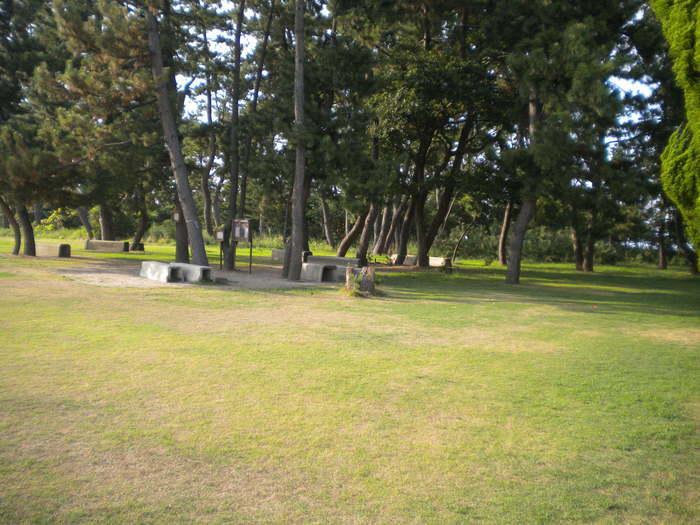 日吉津村海浜運動公園