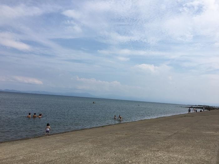 玉松海水浴場