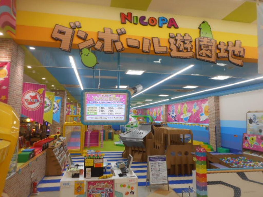 NICOPA岡崎店
