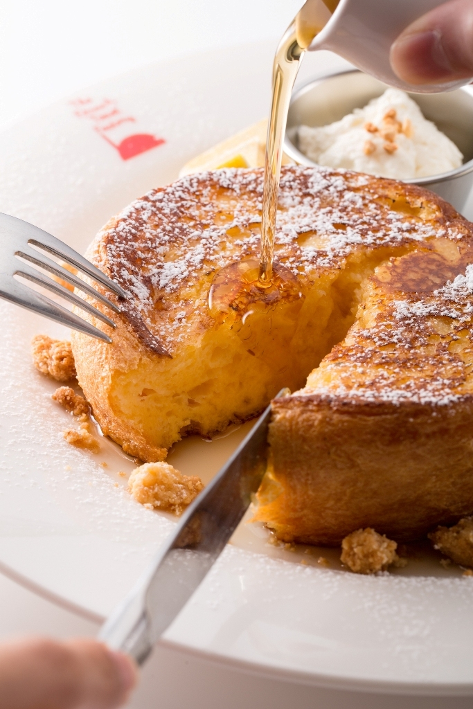 The French Toast Factory トレッサ横浜店