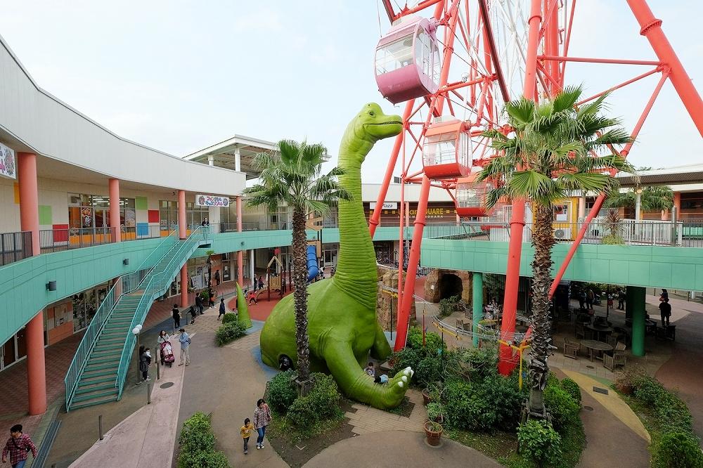 BIG HOP ガーデンモール印西