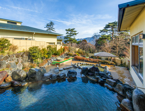 森の湯(男女別の温泉) 写真3