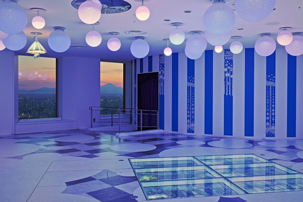 スカイサーカス サンシャインシティ60 展望台 SKYCIRCUS