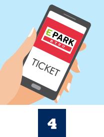 4.窓口で割引特別チケットの画面を見せるだけ!