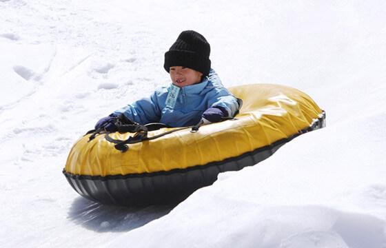 【予告】今年もやります!冬限定・雪遊び広場