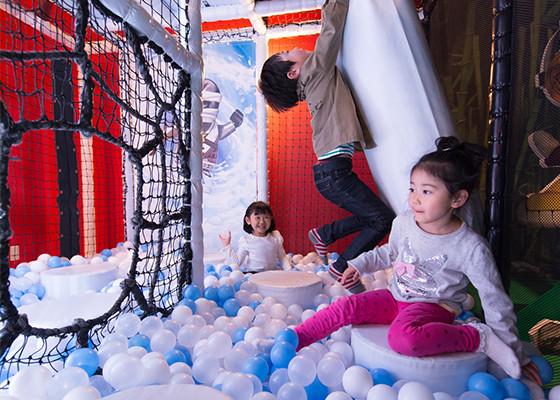 レゴランドR・ディスカバリー・センター東京