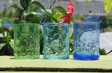 森のガラス館