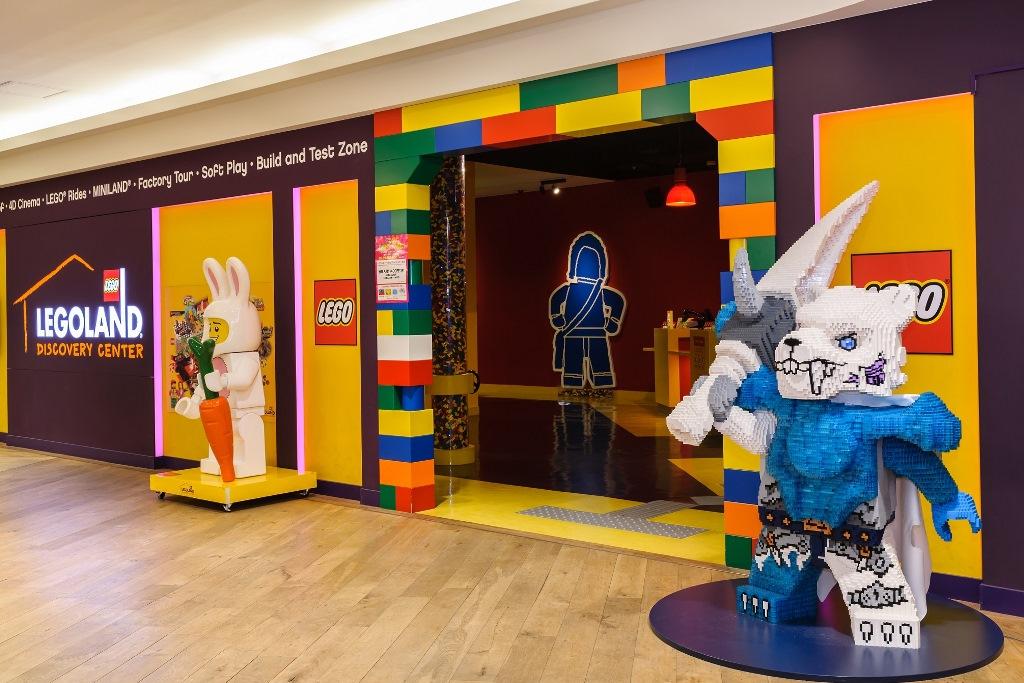 レゴランド・ディスカバリー・センター東京へのアクセス