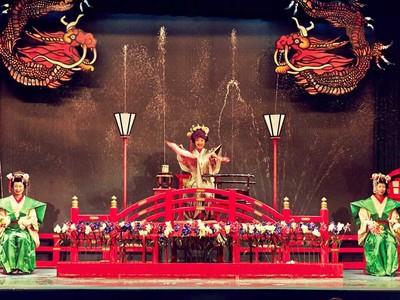 日光江戸村の多彩な芝居は笑いあり、ほろり涙あり