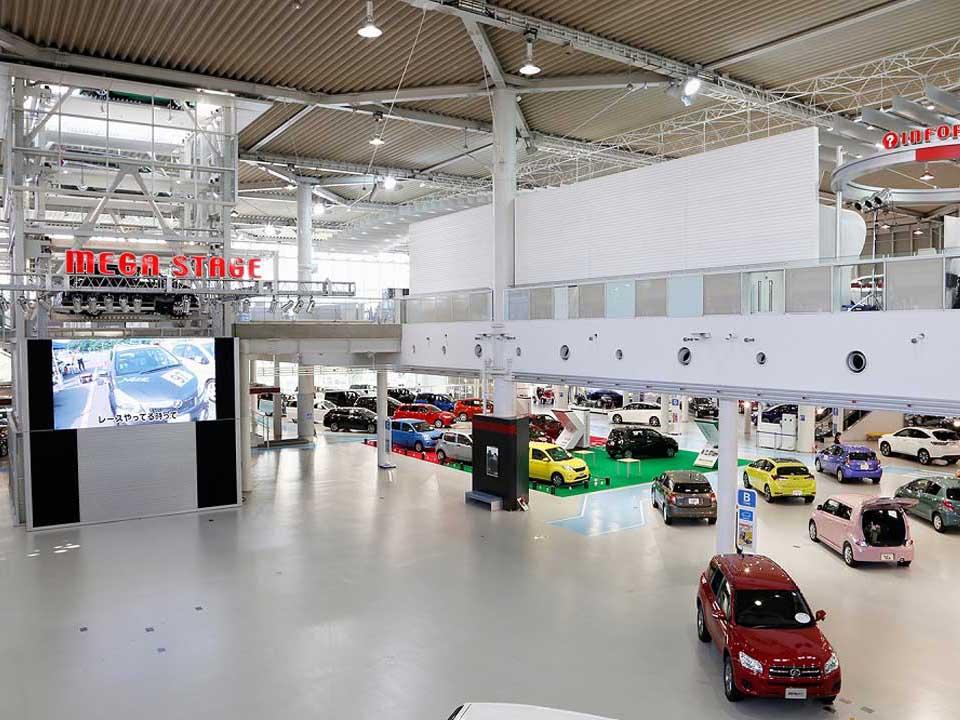 【トヨタ シティショウケース】日本が世界に誇るブランド「トヨタ」の車をじっくり見学