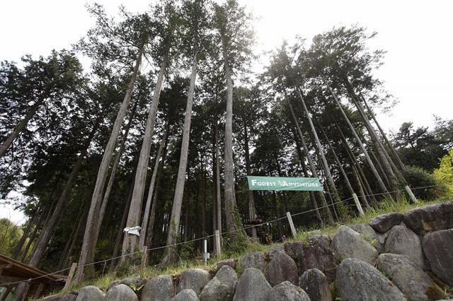 フォレストアドベンチャー・小田原へのアクセス