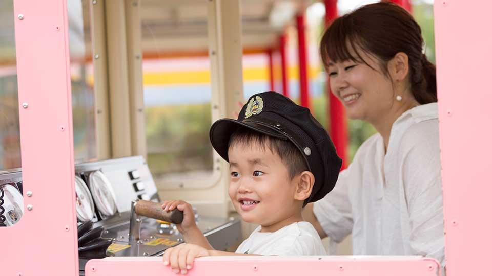 東条湖おもちゃ王国 乗り物
