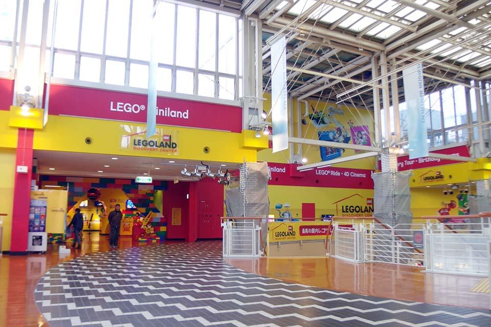 レゴランド・ディスカバリー・センター大阪へのアクセス