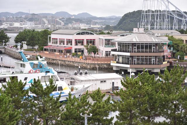 横浜・八景島シーパラダイスへのアクセス