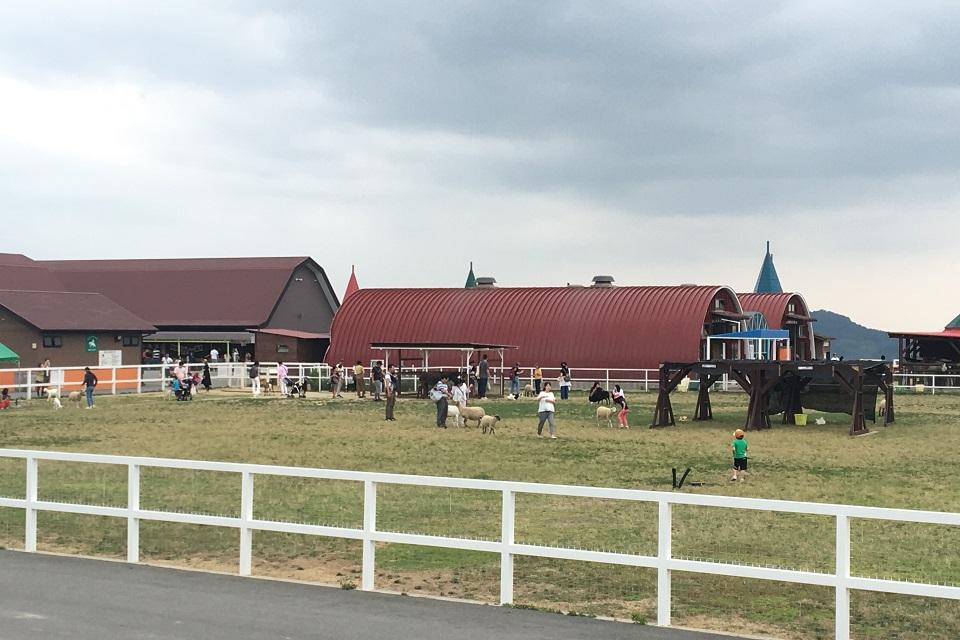 牧場 大阪 ワールド