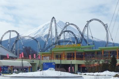 富士山の絶景を堪能しながら思いっきり遊べちゃう!