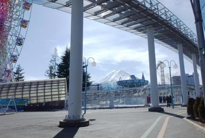 富士山を眺めながら楽しんじゃおう!