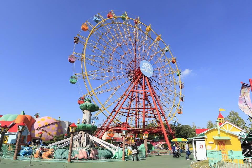 小さなお子様から大人まで楽しいイベントやアトラクションがいっぱいです。