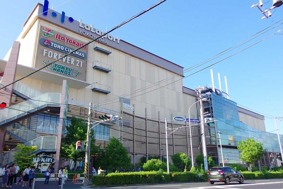 ららぽーと 横浜