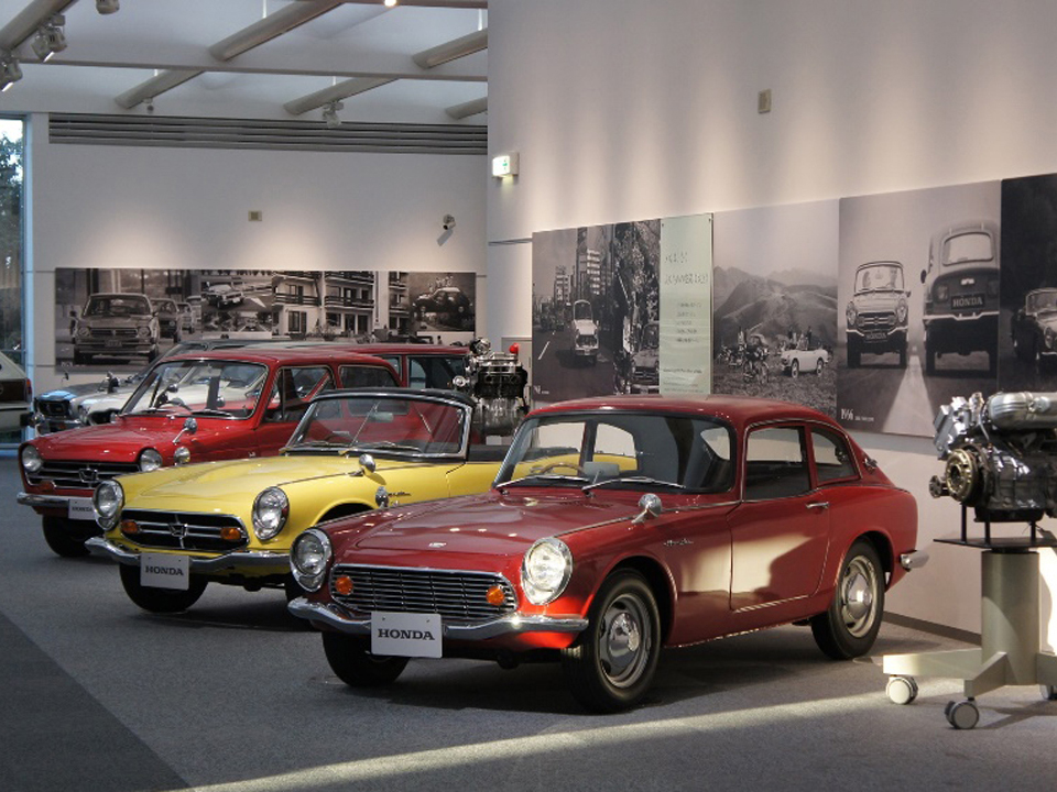 Hondaミュージアム Honda Collection Hallでメカニック体験!