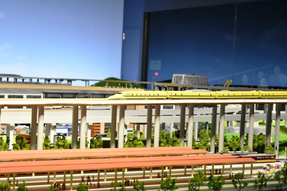 さわって納得!!動かして発見!!鉄道の世界を体感、鑑賞してみよう