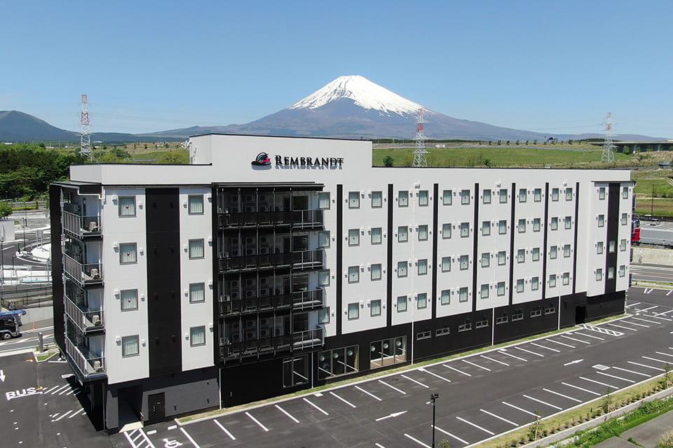 レンブラントスタイル御殿場駒門 富士の心湯へのアクセス