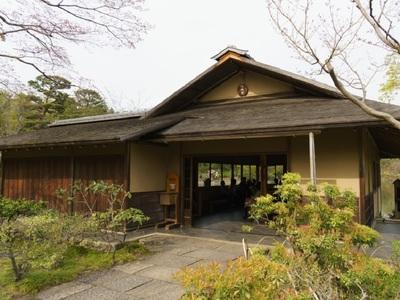 落ち着いた雰囲気を楽しめる日本庭園