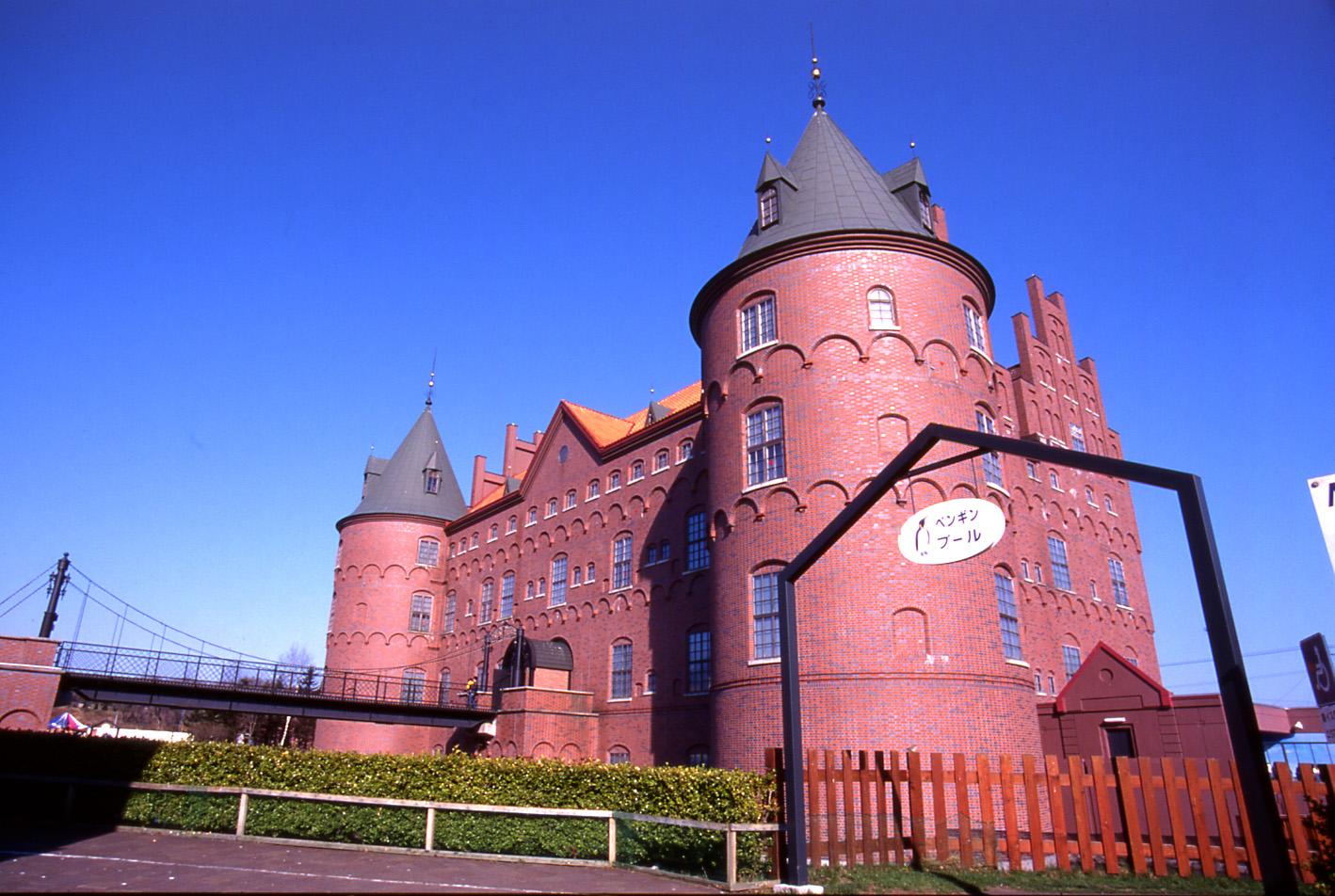 デンマークにある古城がモデルの『ニクス城』