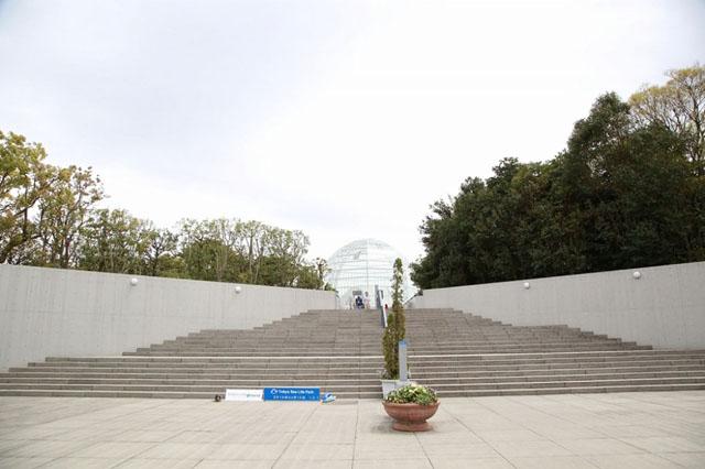 葛西臨海水族園へのアクセス