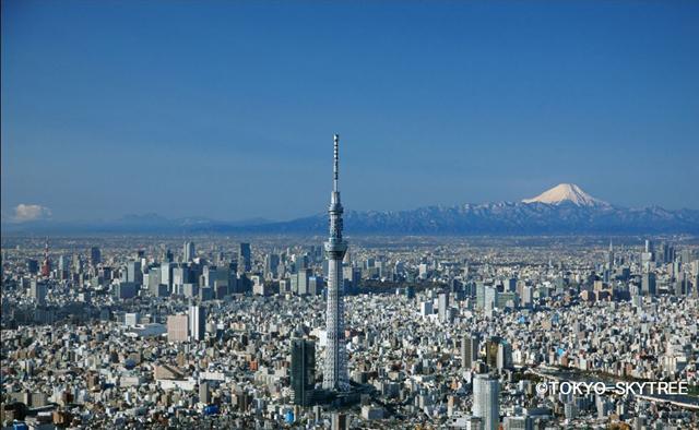 東京スカイツリー(R)へのアクセス