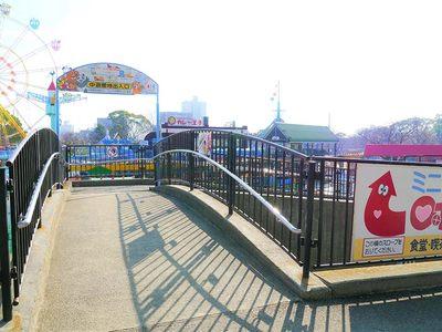 王子動物園 スロープ