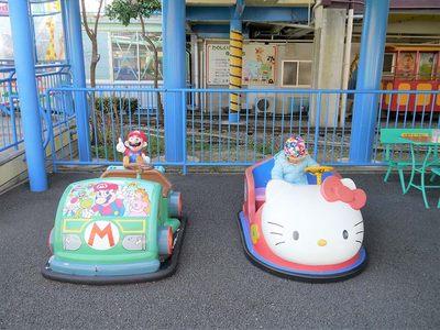 王子動物園 アトラクション