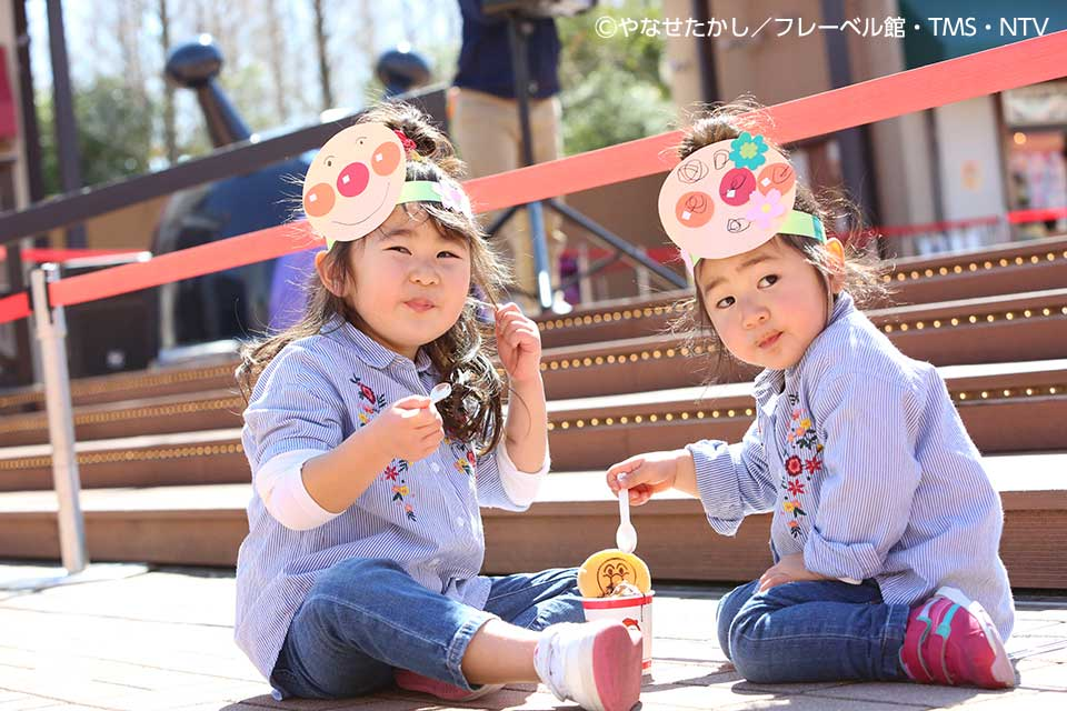 今年の誕生日は横浜アンパンマンこどもミュージアムでお祝いしよう♪