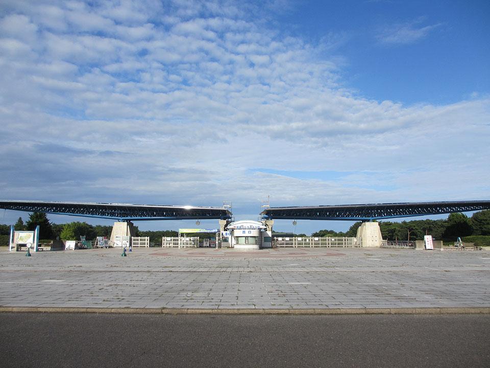 国営ひたち海浜公園へのアクセス