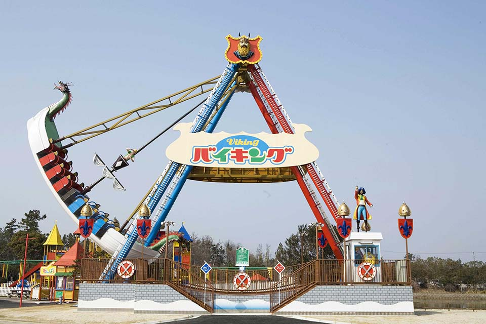 【おもちゃ王国】0歳から乗れるアトラクションもある遊園地