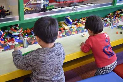 【おもちゃ王国】大好きなおもちゃに囲まれて、まるで夢の世界