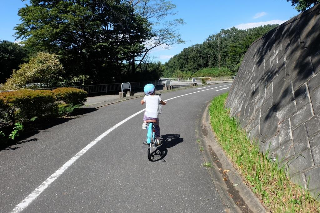 サイクリングを楽しめる♪