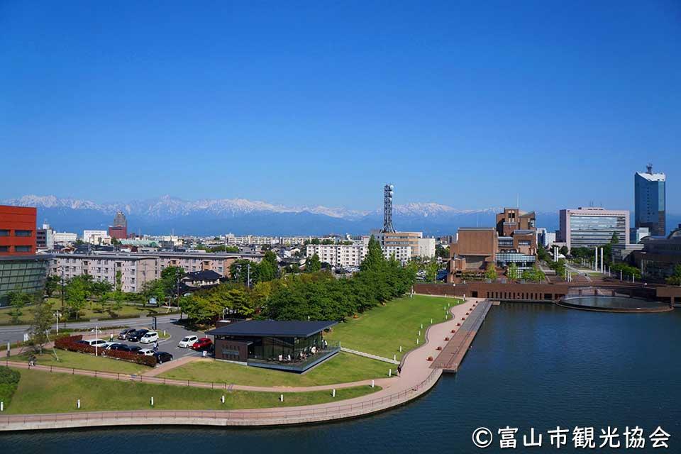 富山環水公園店