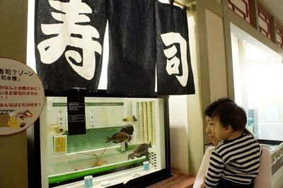 寿司屋水槽