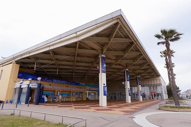 新江ノ島水族館へのアクセス