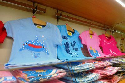 沖縄美ら海水族館オリジナルのお土産で、思い出もゲット!