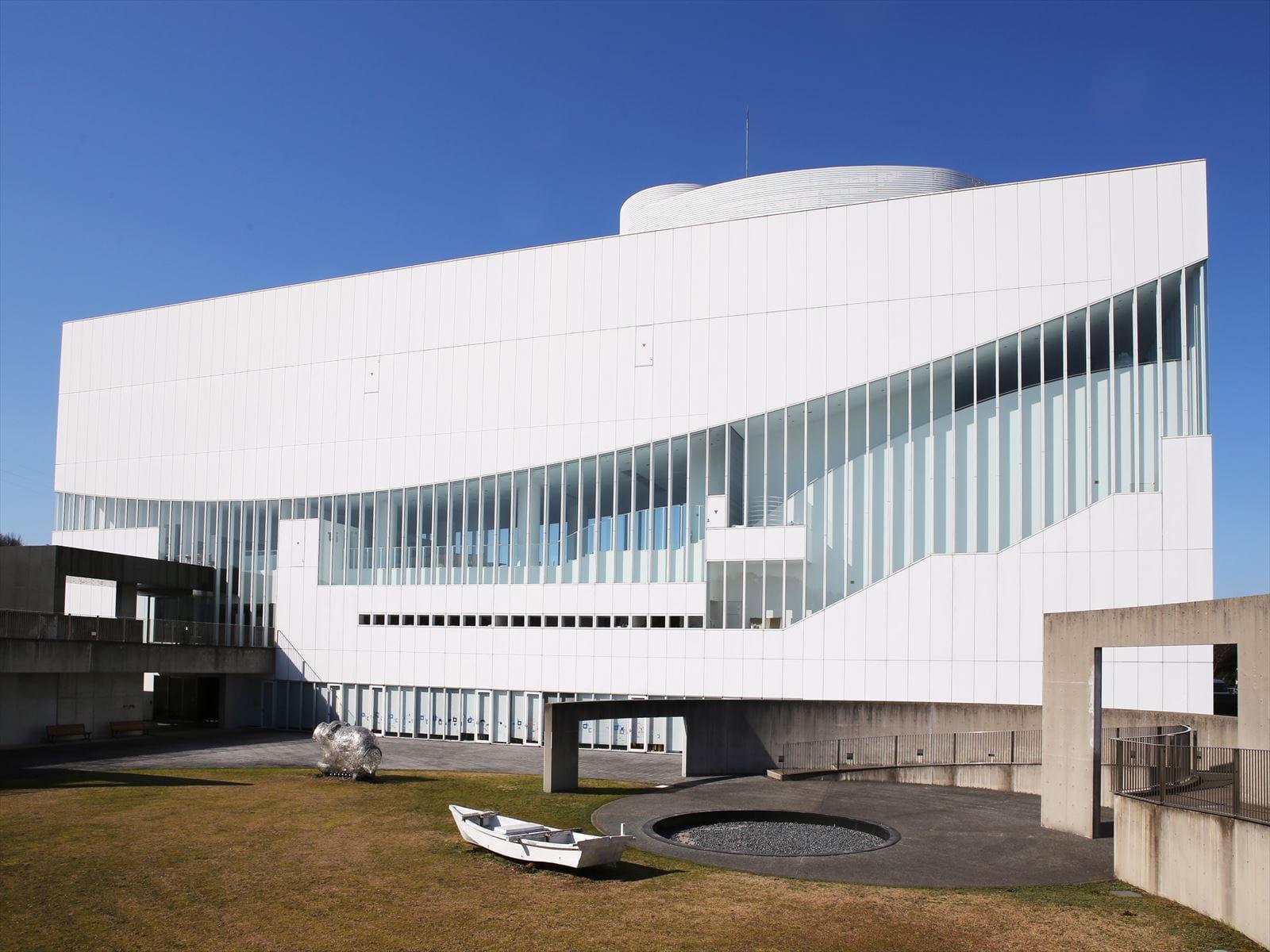 浜田市世界こども美術館へのアクセス