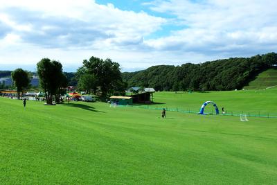 東京ドイツ村は子どもの楽園!広い広い芝生広場と多彩な遊びが待ってるよ!