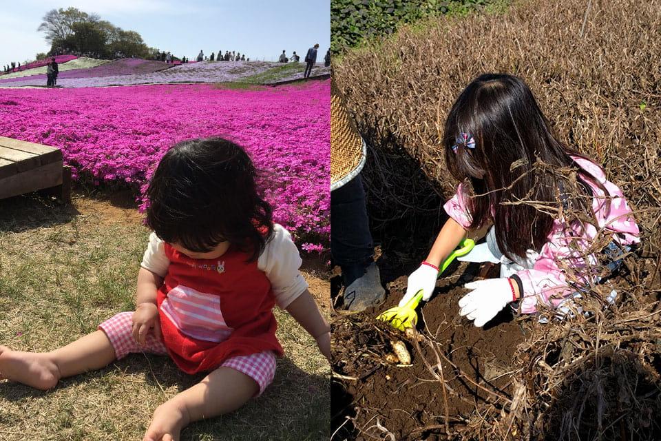 3世代でおでかけを満喫!フラワーフェスティバルや収穫体験
