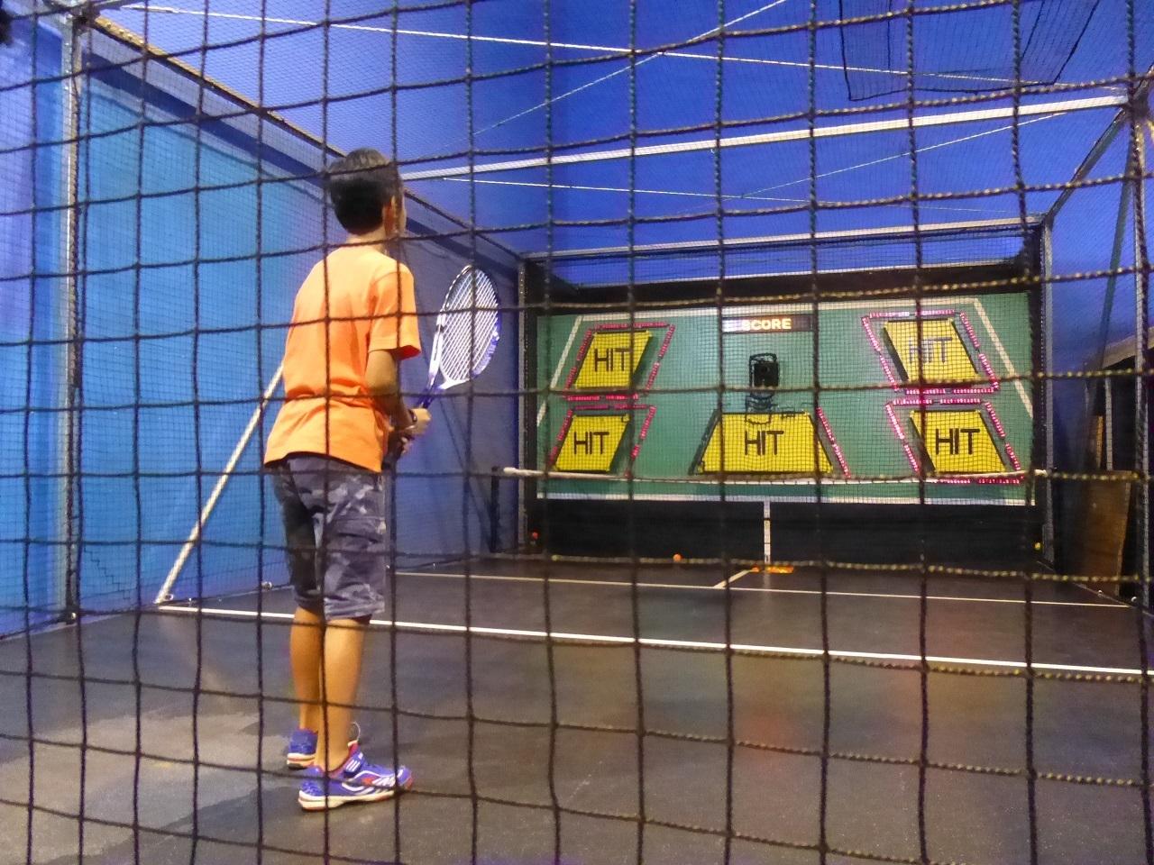 ラウンドワンスタジアムららぽーと新三郷店