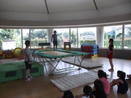 鶴ヶ島市 大橋児童館