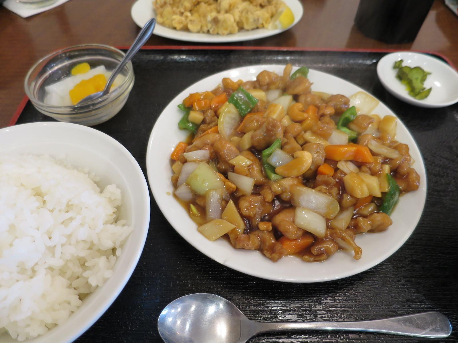 広東風小皿料理 酔香園