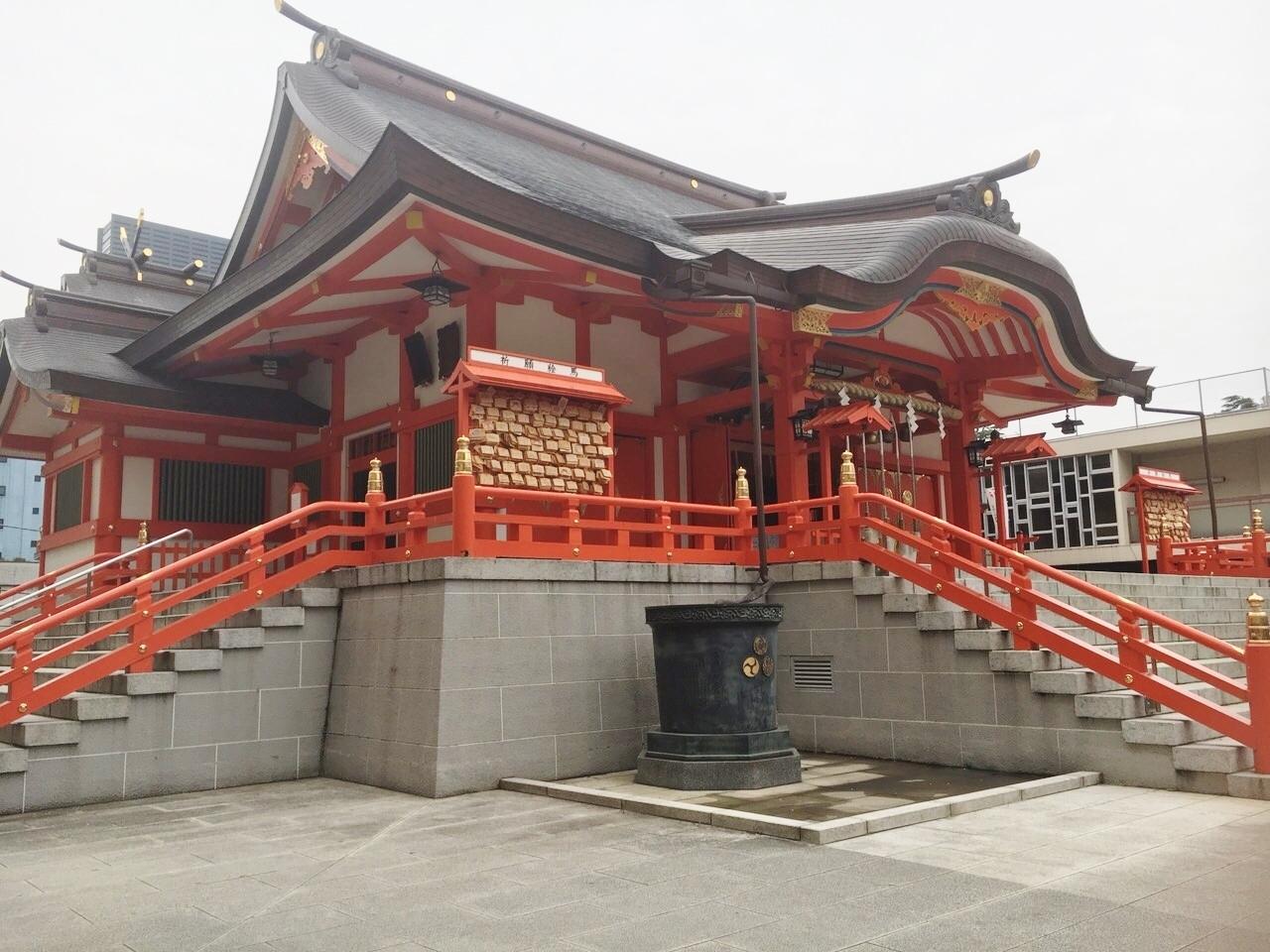 花園神社 (ハナゾノジンジャ)