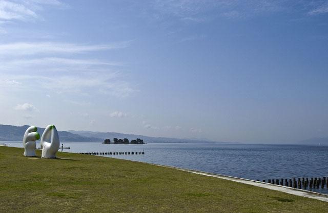 宍道湖西岸なぎさ公園