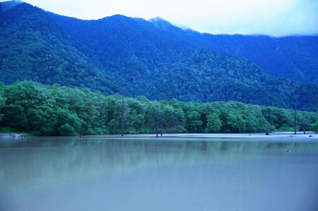 大正池公園